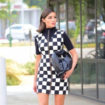 olivia-culpo-in-louis-vuitton-checkered-mini-dress-out-in-la-september-14-2020