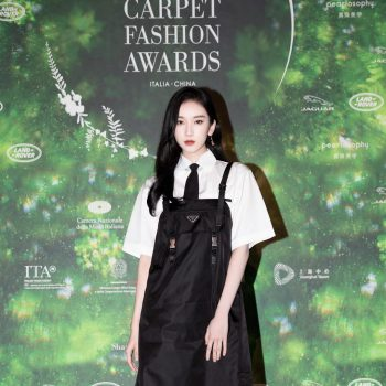 lingzi-liu-in-prada-the-green-carpet-fashion-awards-2020