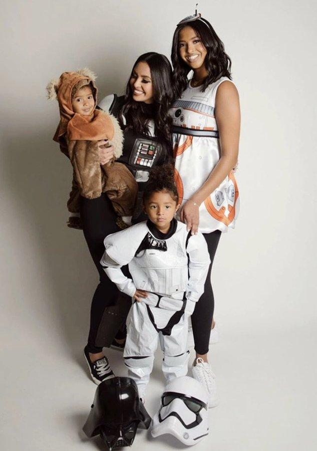 vanessa-bryant-family-celebrate-halloween-2020