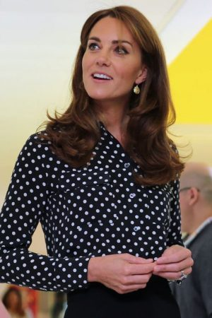 duchess-of-cambridge-wore-equipment-polka-dot-shirt-for-unveils-5-big-insights-from-early-years-study