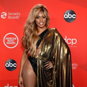 laverne-cox-wore-michael-costello-to-the-2020-american-music-awards