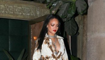 rihanna-in-tie-dye-suit-leaving-music-video-shoot