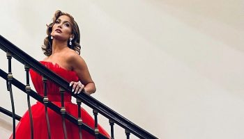 jennifer-lopez-dressed-in-red-strapless-gown-for-christmas-eve