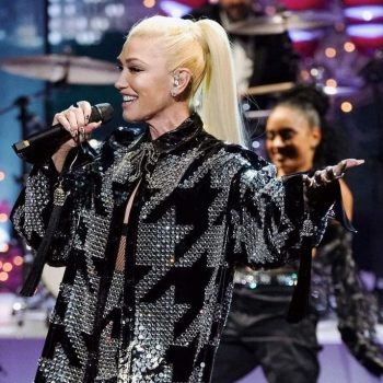 gwen-stefani-wore-david-koma-2020-global-citizen-prize-awards