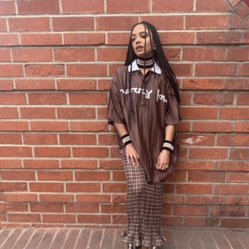 tessa-thompson-wore-burberry-promoting-sylvies-love