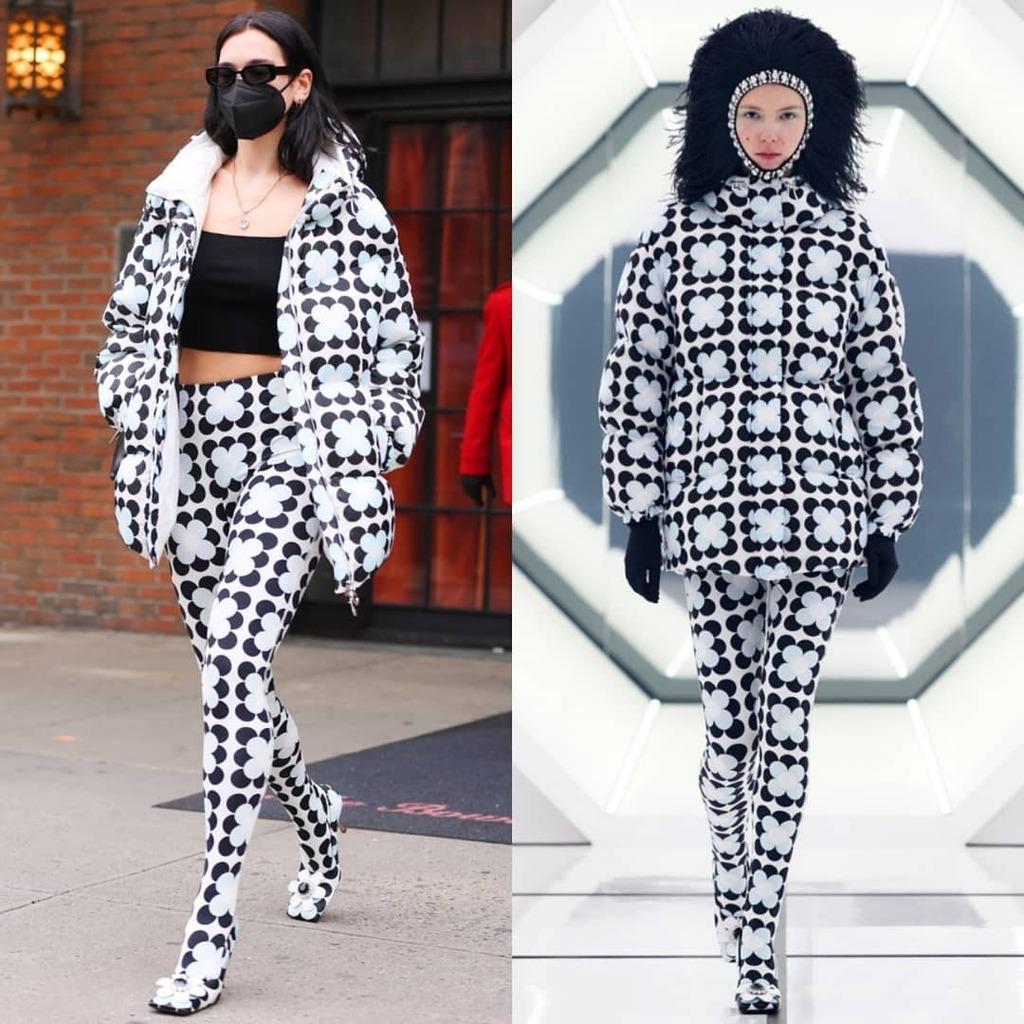 dua-lipa-wore-moncler-richard-quinn-in-new-york