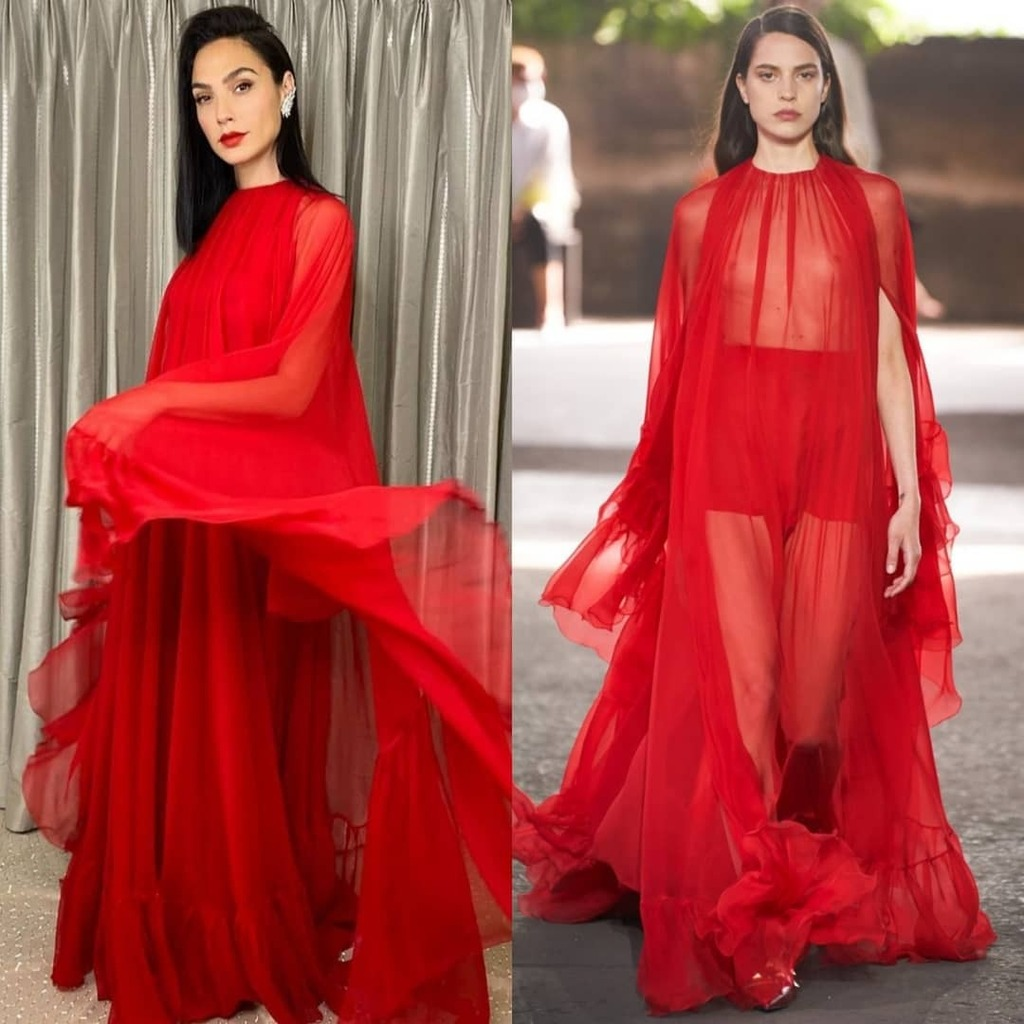 gal-gadot-wore-valentino-wonder-woman-1984-virtual-premiere