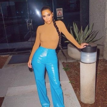 kim-kardashian-in-rotate-by-birger-christensen-pants-instagram