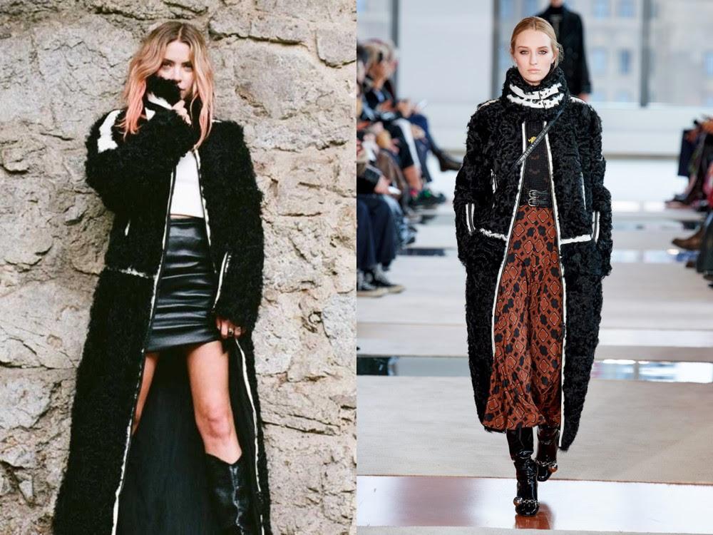ashley-benson-wears-a-longchamp-shearling-coat-instagram