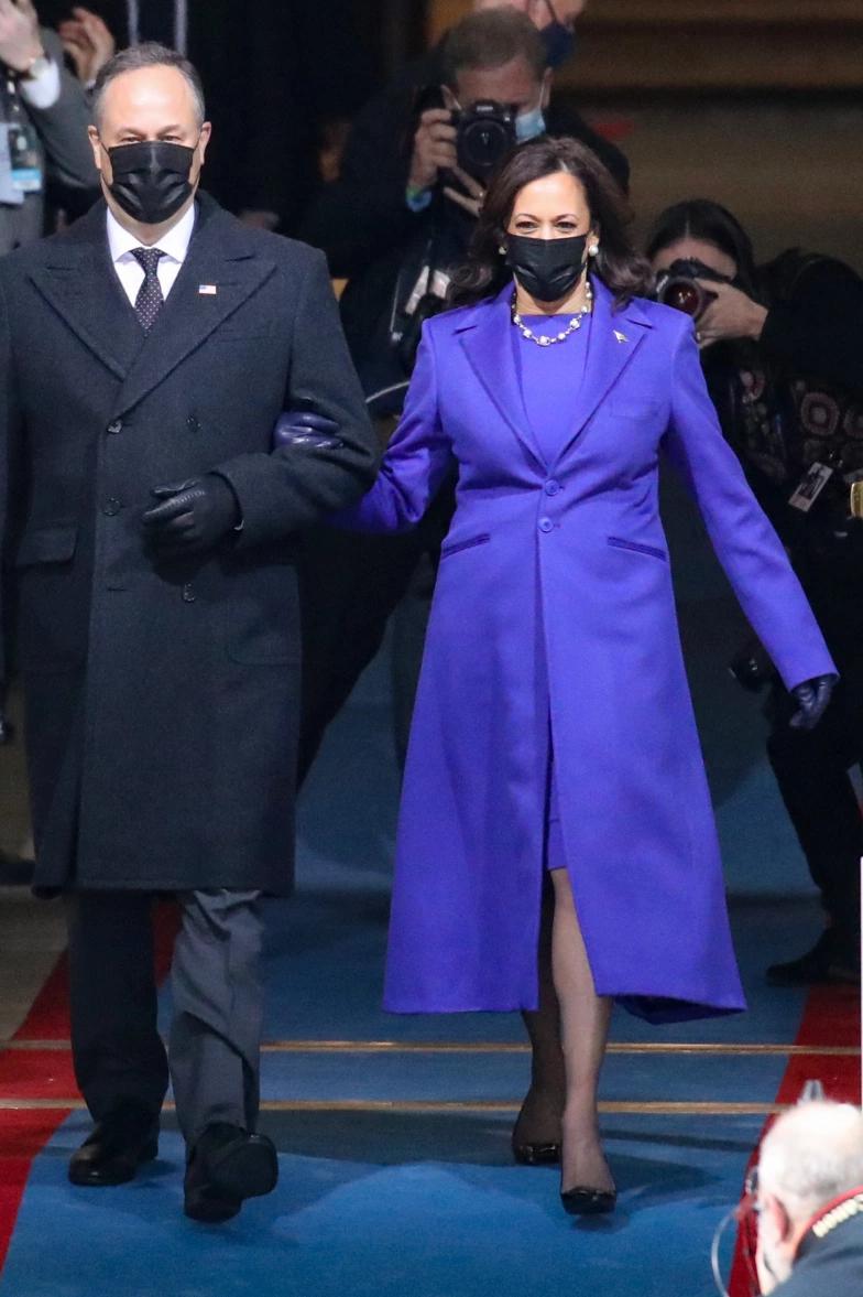 kamala-harris-wore-christopher-john-rogers-coat-inauguration-day