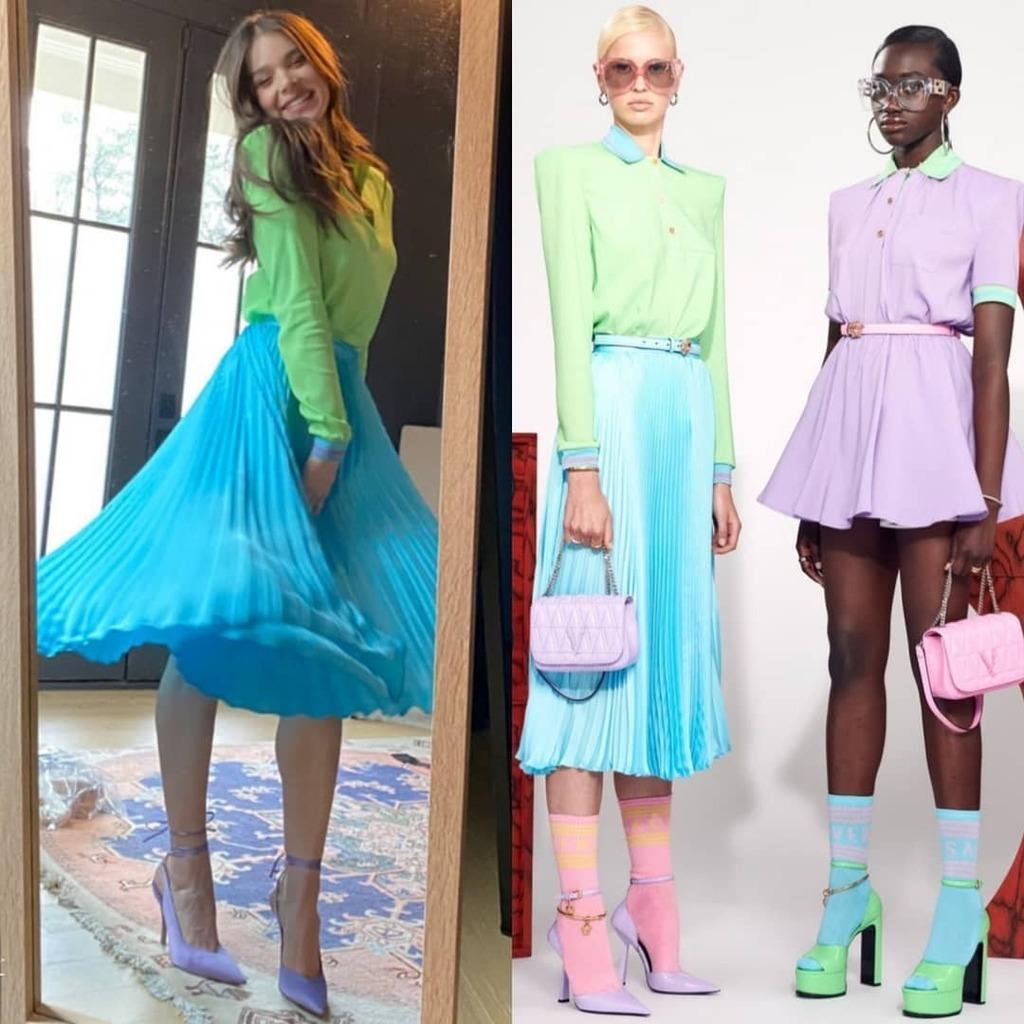hailee-steinfeld-wore-versace-promoting-the-dickinson-series