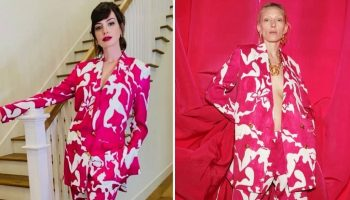 anne-hathaway-wore-schiaparelli-promoting-the-film-locked-down
