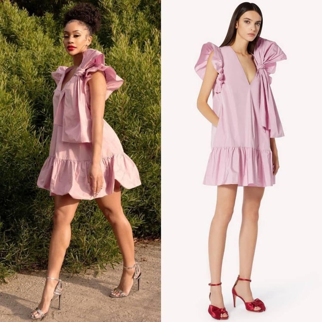 saweetie-wore-red-valentino-red-valentino-summer-2021-saweetie-and-giuseppe-zanotti-sandals
