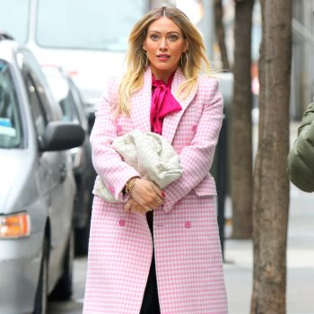 hilary-duff-wore-balenciaga-hourglass-houndstooth-wool-coat-on-the-younger-set
