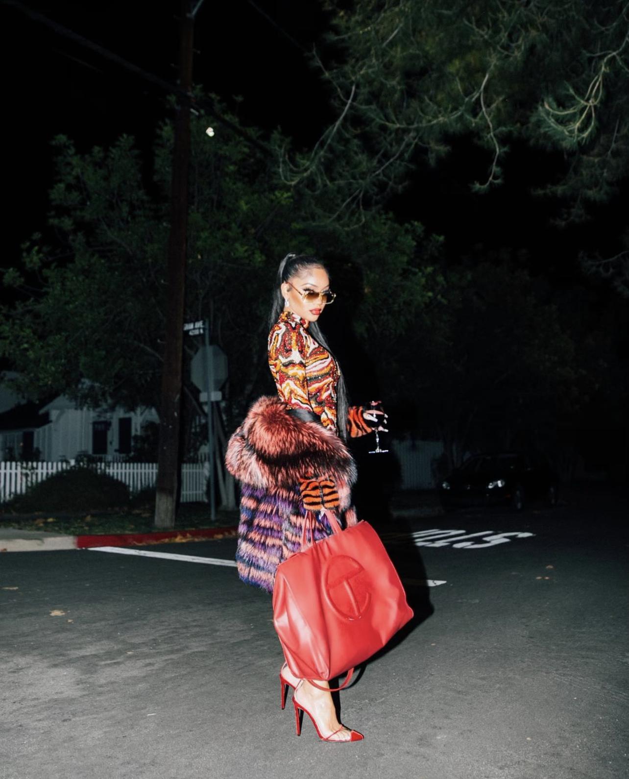 saweetie-wore-elie-madi-dress-celebrating-new-year-2021