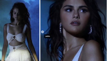selena-gomez-wore-the-patbo-lace-beach-dress-in-baila-conmigo-video