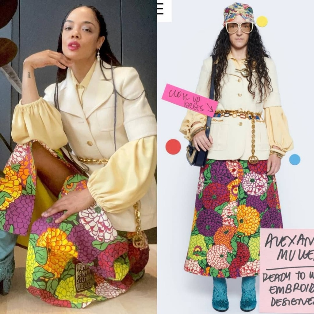 tessa-thompson-wore-gucci-promoting-the-film-passing