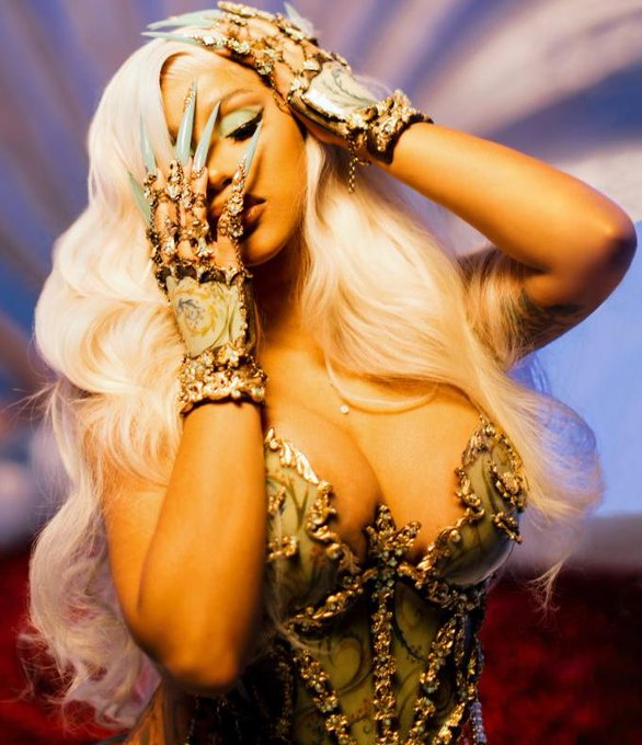 cardi-b-in-porcelain-corset-by-joyce-spakman-for-up-music-video
