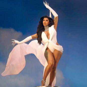 cardi-b-wears-custom-marilyn-monroe-esque-rolls-royce-dress-for-up-video