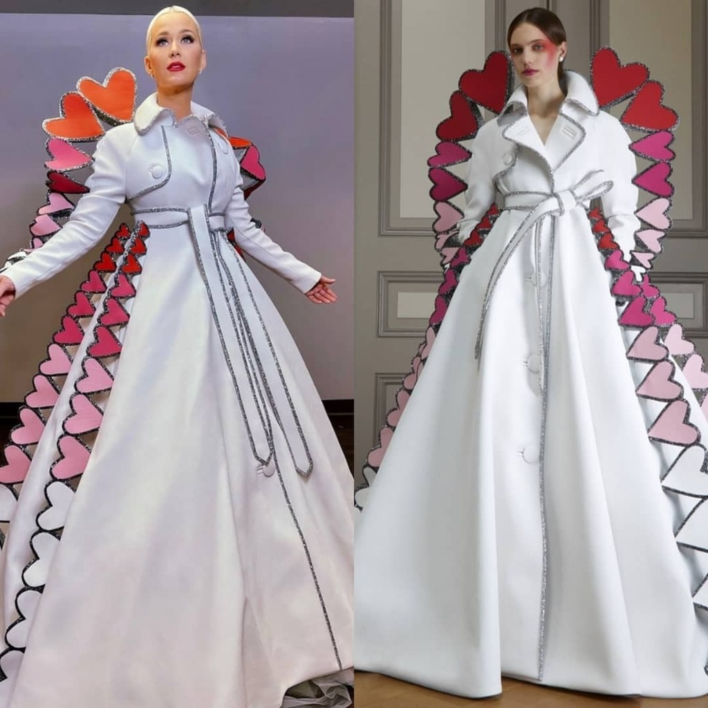 katy-perry-wore-viktor-rolf-couture-on-american-idol-premiere
