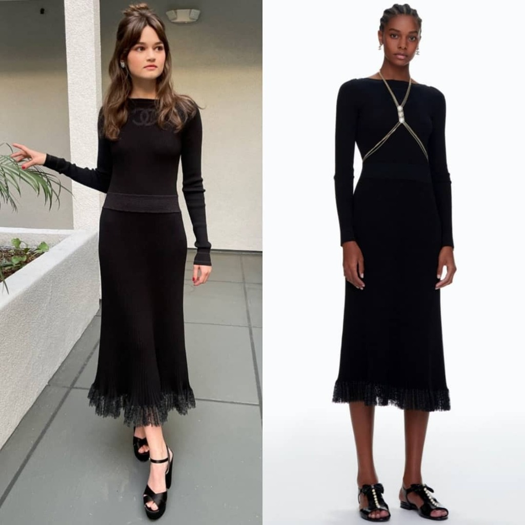ciara-bravo-wore-chanel-while-promoting-apple-tv-cherry