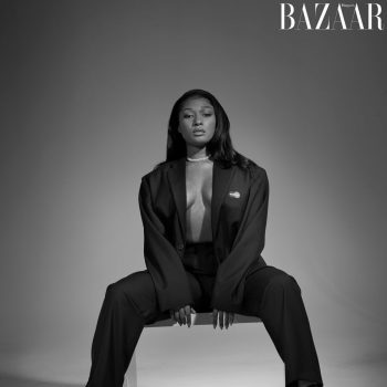 megan-thee-stallion-wears-balenciaga-harpers-bazaar-cover-march-2021