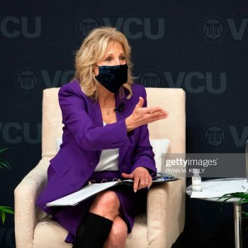 us-first-lady-dr-jill-biden-in-michael-kors-visit-the-vcu-massey-cancer-center