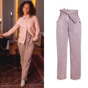 alicia-keys-wears-sea-new-york-pants-instagram