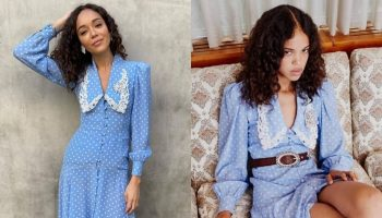 ashley-madekwe-in-alessandra-rich-to-promote-county-lines