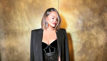 chrissy-teigen-in-aadnevik-celebrating-2021-grammy-awards