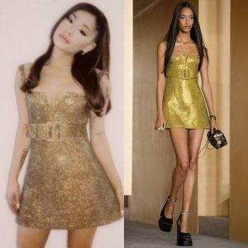 ariana-grande-wore-versace-dress-instagram