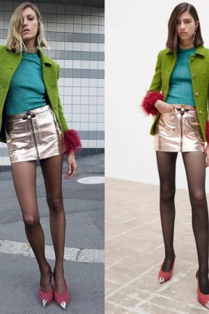anja-rubik-wore-saint-laurent-saint-laurents-womens-winter-2021-virtual-show