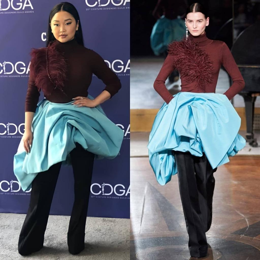 lana-condor-wore-prabal-gurung-2021-costume-designers-guild-awards