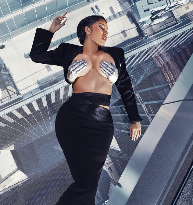 cardi-b-wears-hand-bra-by-burc-akyol-for-xxl-magazine