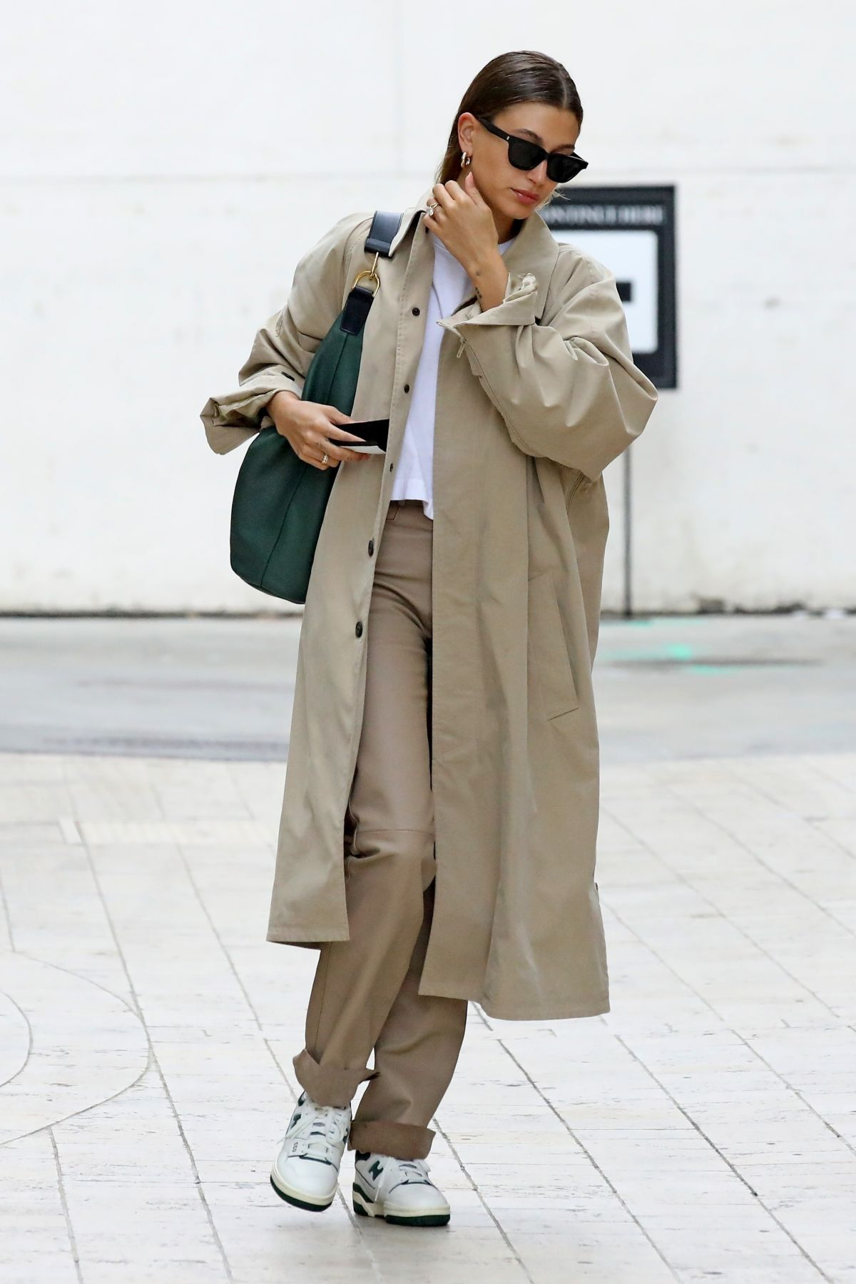 hailey-bieber-wore-balenciaga-wool-trench-coat-out-in-los-angeles-may-6-2021
