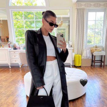 fashion-sizzler-hailey-bieber-wore-magda-butrym-instagram-story-may-11-2021