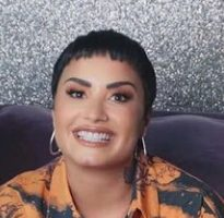 demi-lovato-wore-hawaii-digital-print-shirt-for-4dwithdemi-podcast-trailer-on-youtube-may-12-2021