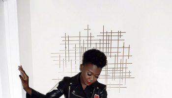 folake-olowofoyeku-wore-alexander-mcqueen-on-entertainment-tonight