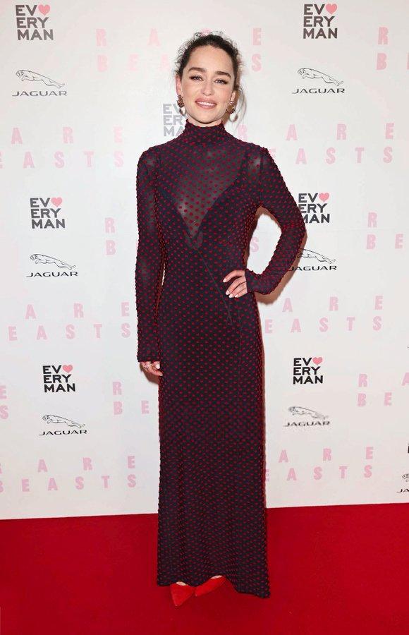 emilia-clarke-wore-a-paco-rabanne-dress-the-rare-beasts-london-premiere