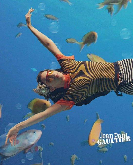 bella-hadid-in-les-marins-by-jean-paul-gaultier-ad