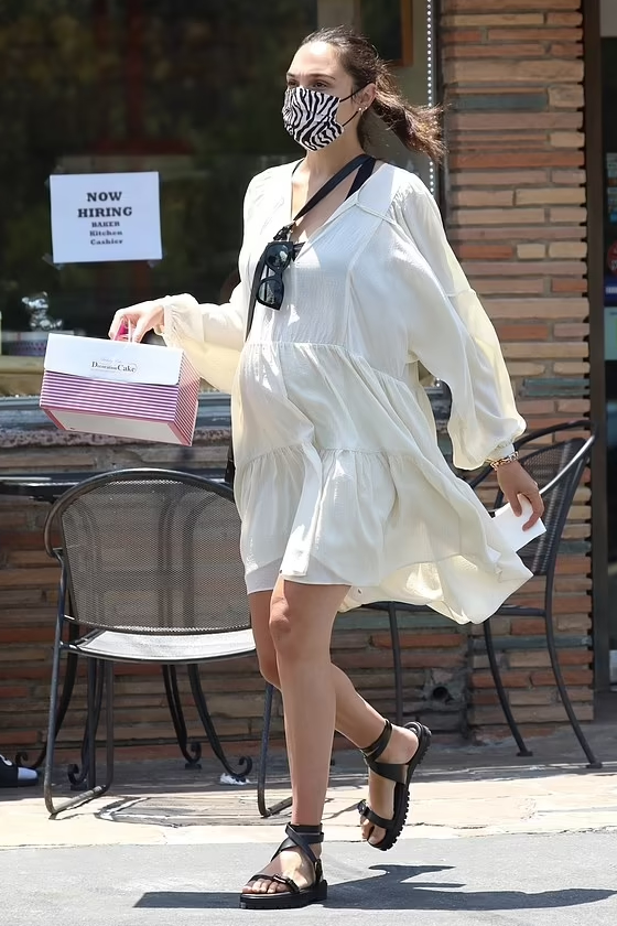 gal-gadot-wore-anine-bing-dress-out-in-los-angeles