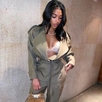 lori-harvey-wore-bottega-veneta-jumpsuit-instagram-february-3-2020