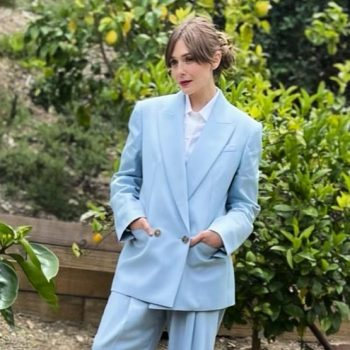 elizabeth-olsen-wore-alexander-mcqueen-suit-instagram