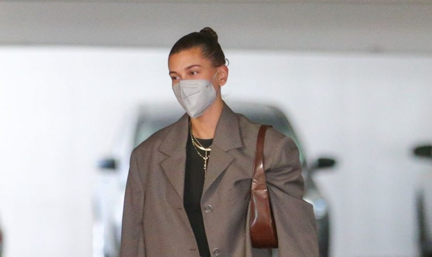 hailey-bieber-wore-acne-studios-jacket-out-in-beverly-hills-june-16-2021