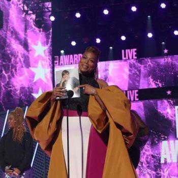 queen-latifah-receives-lifetime-achievement-award-the-2021-bet-awards