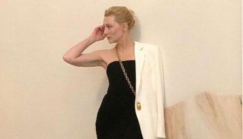cate-blanchett-wore-schiaparelli-instagram
