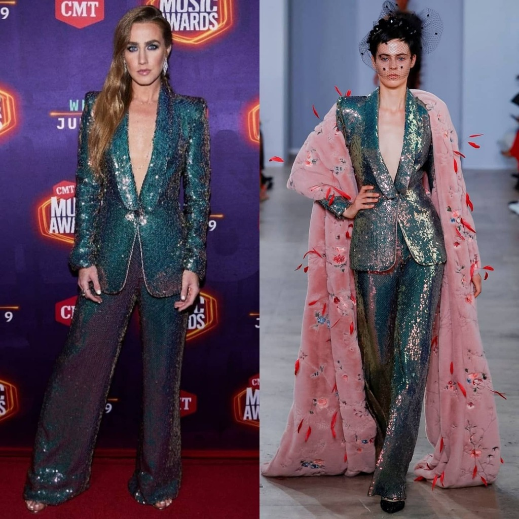 ingrid-andress-wore-georges-chakra-haute-couture-the-2021-cmt-music-awards-in-nashville