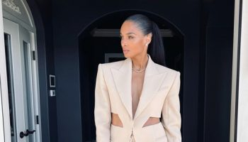 ciara-wore-muglers-segmented-suit-instagram