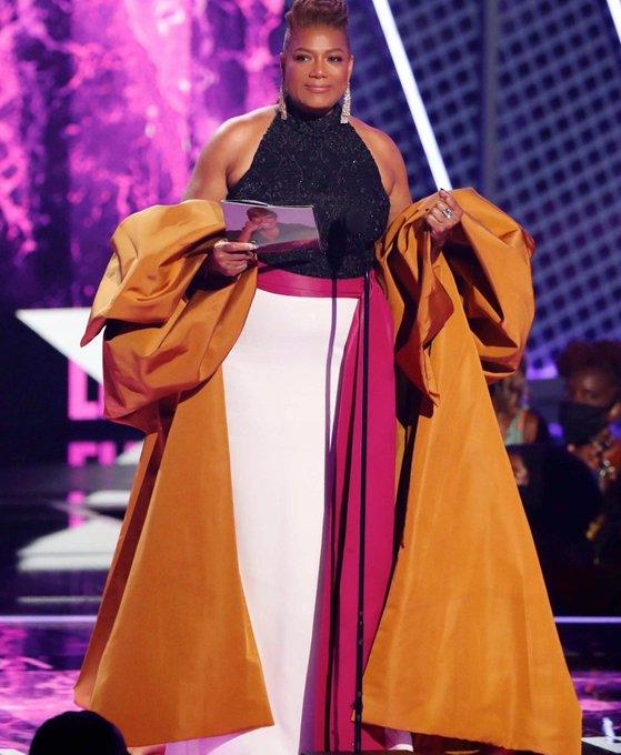 queen-latifah-wears-christian-sirano-2021-bet-awards