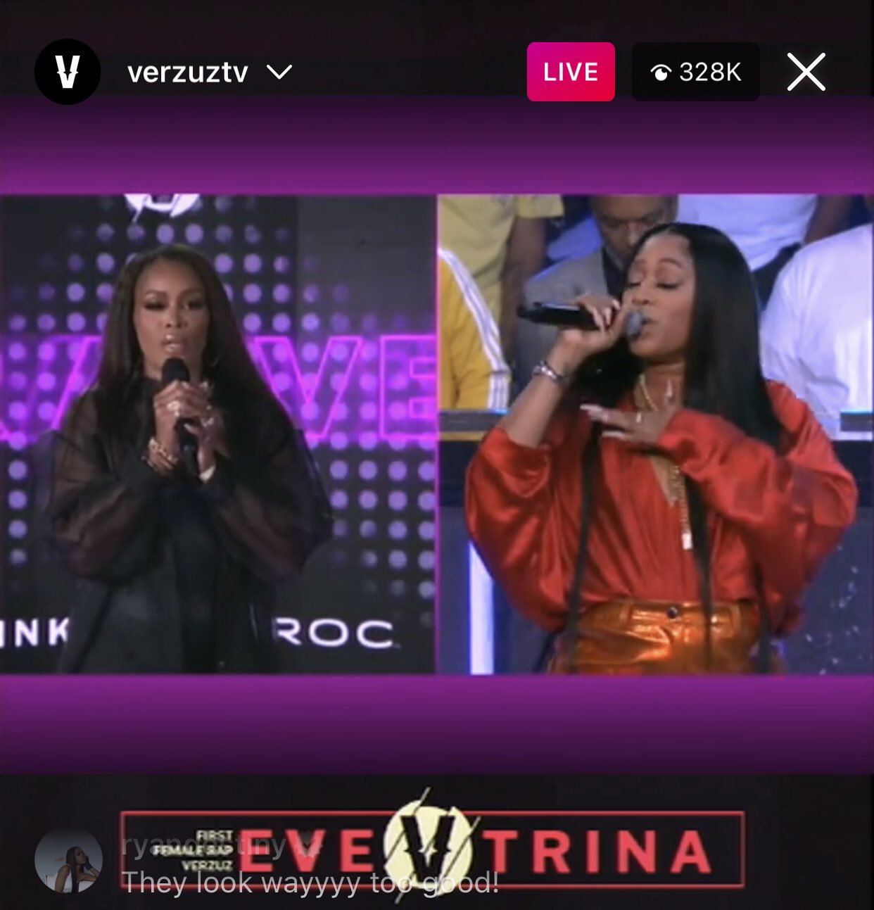 eve-and-trina-verzuz-battle-best-twitter-comments